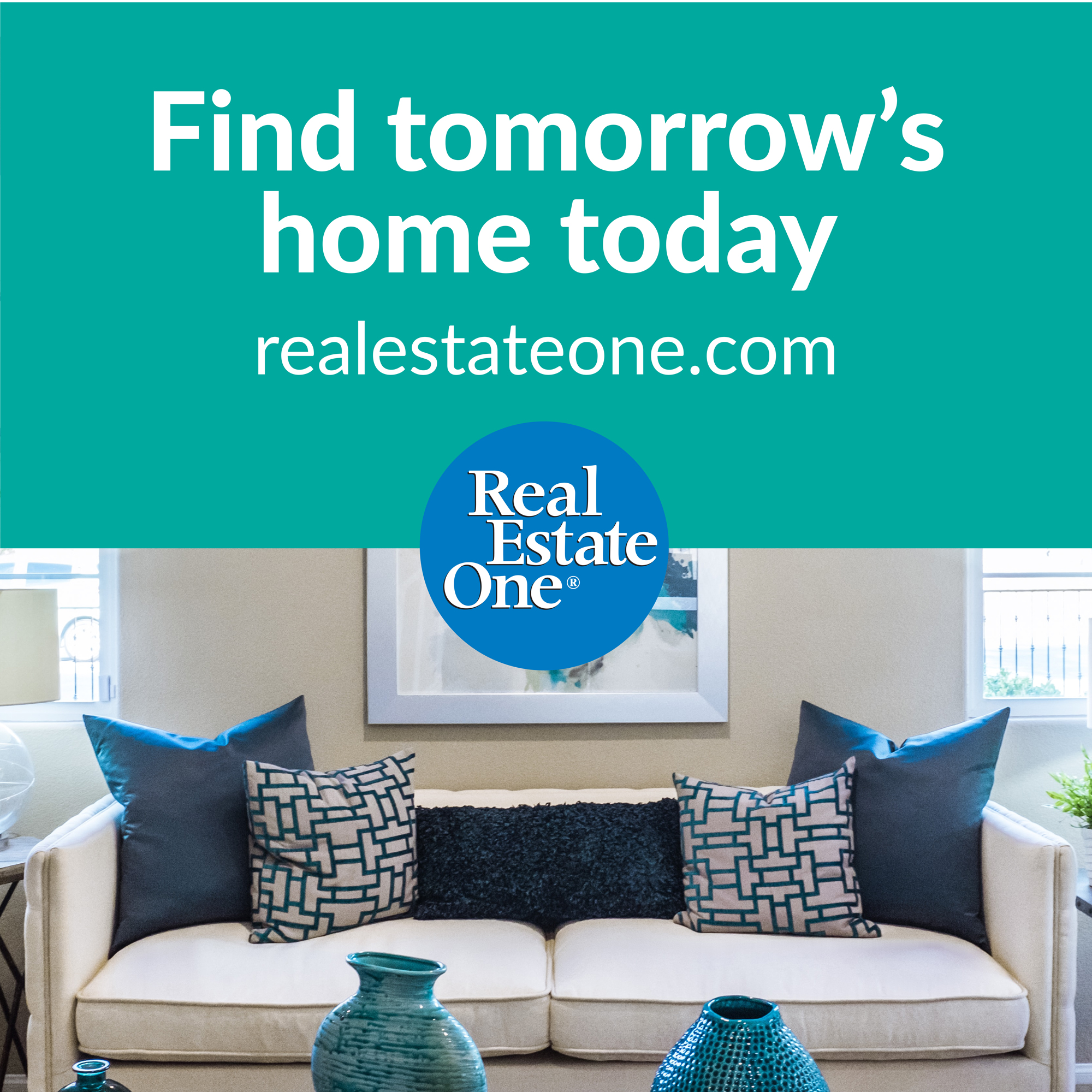 BUY – Find Tomorrow's Home Today REO